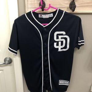 Padres Youth Jersey